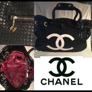 Chanel and Coach purses and wallets